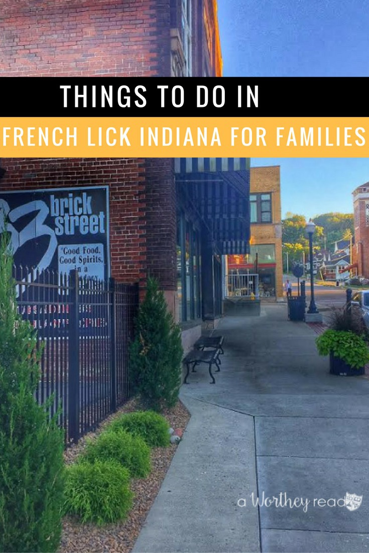 Planning a family vacation to Indiana? There are a ton of things to do in French Lick Indiana. Check out our post on things to do for families in French Lick!
