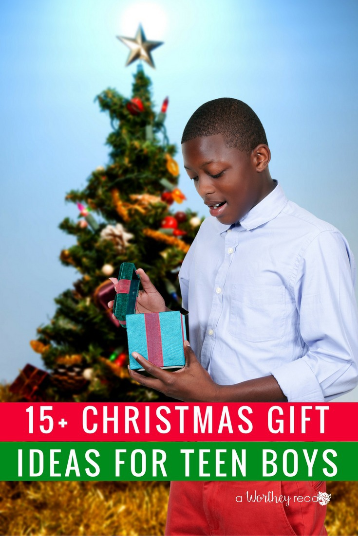 15+ Christmas Gift Ideas for Teen Boys - This Worthey Life ... |Christmas Service For Teens