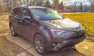 Review of the 2017 Toyota RAV4 Hybrid XLE