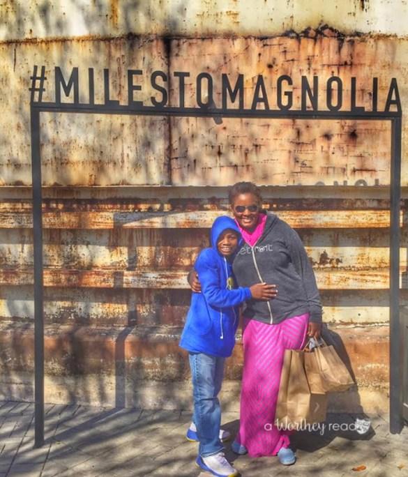 Visiting Magnolia Market