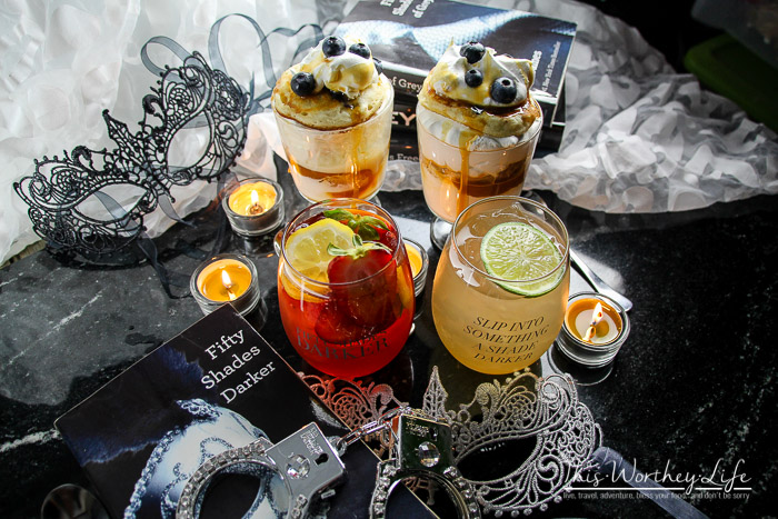 50 Shades Darker Party Ideas