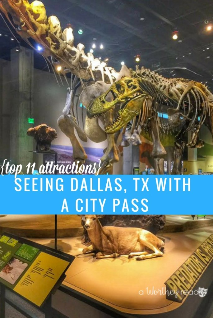 Dallas offers a ton of things to do for families, couples, and more! Take a vacation to Dallas and buy a CityPASS. It's the best way to see all that Dallas has to offer, but for a fraction of the cost!Seeing Dallas TX With A CityPASS {top 11 attractions}
