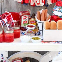 Americana Hot Dog Stand