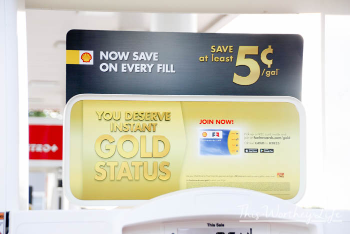 shell fuel rewards instant gold status program - How To Use Shell Fuel Rewards Card