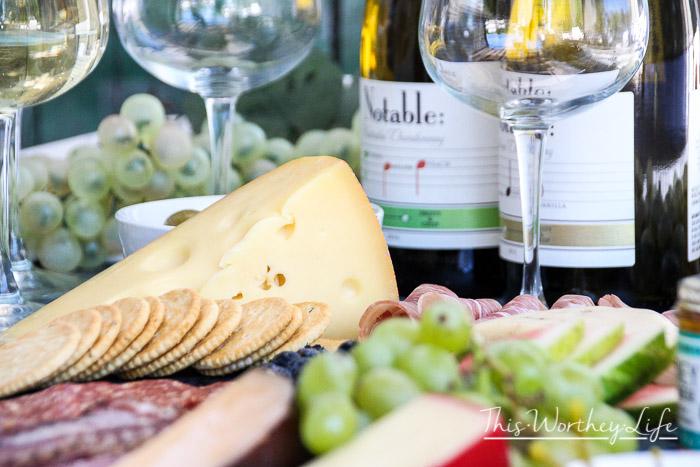 Easy Cheese Board Ideas