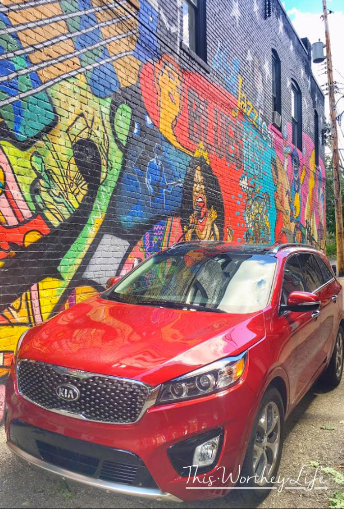 Review of KIA Sorento 2017