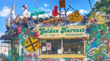 Best Breakfast spot in Lansing- Golden Harvest