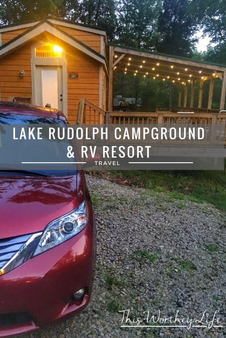 Looking for something new to do in the Midwest? Read about our stay at a beautiful RV Resort in Indiana, near one of the best amusement parks in the Midwest. Our review of Lake Rudolph Campground & RV Resort will give you an idea of what to expect during your stay!