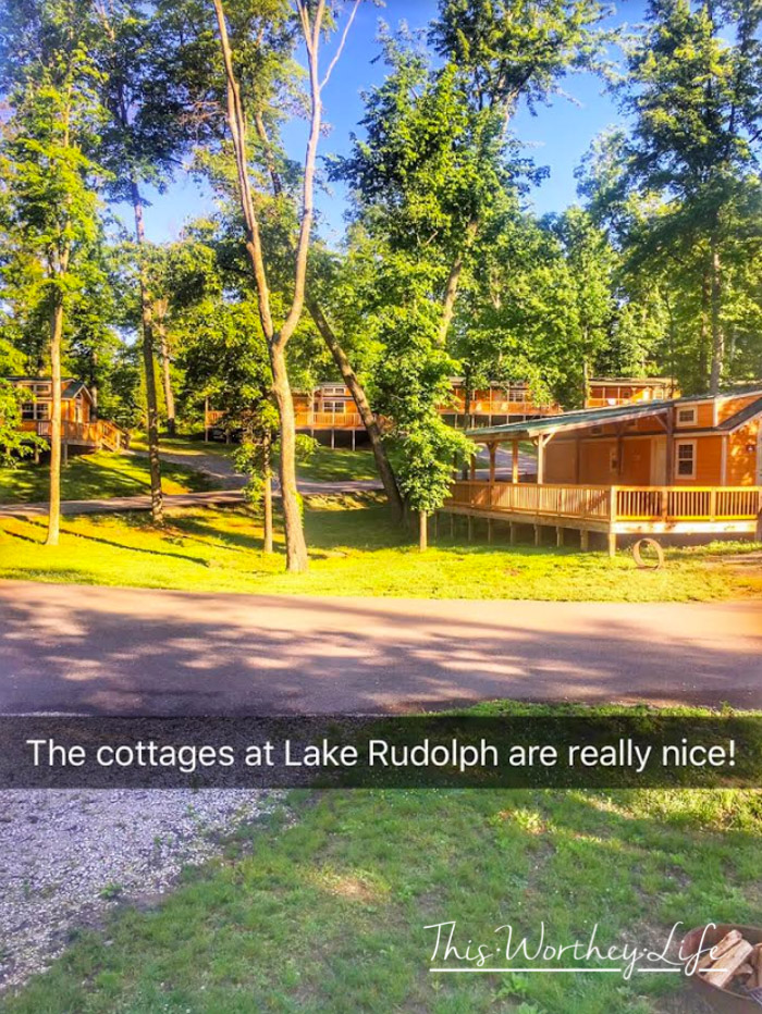 Review of Lake Rudolph Campground and RV Resort