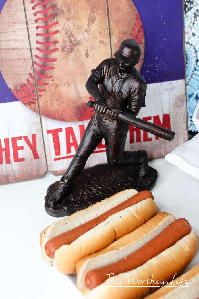 Hot Dog Bar + MLB + Samsung VR-6