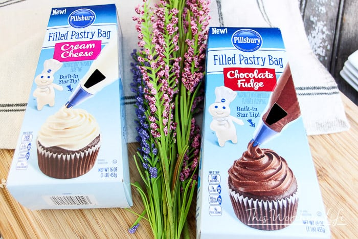 New Pillsbury Pastry Bag Products