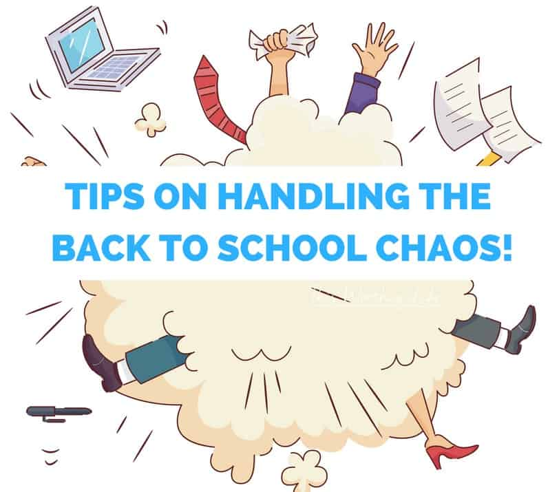 Own the back to school rush like a boss. These tips will help you prep and plan for a smooth and successful back to school year.