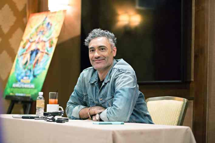 Taika Waititi Exclusive Interview