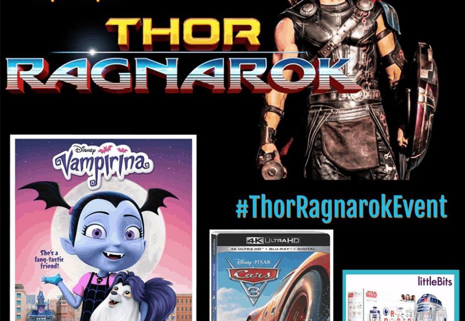Thor Ragnarok Event