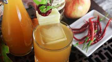 Spicy Rum Apple Cider