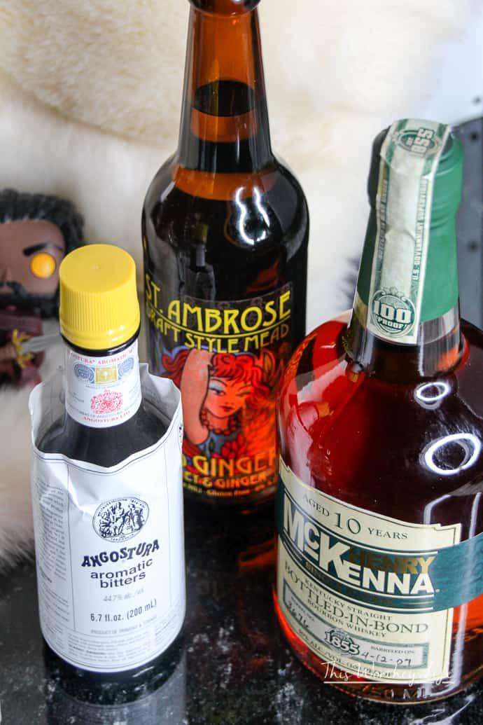 Thor Ragnarok | The Heimdall Cocktail
