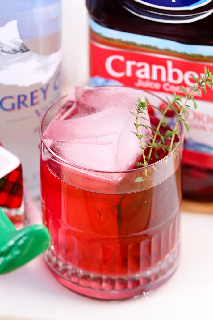 Classic Cranberry & Vodka