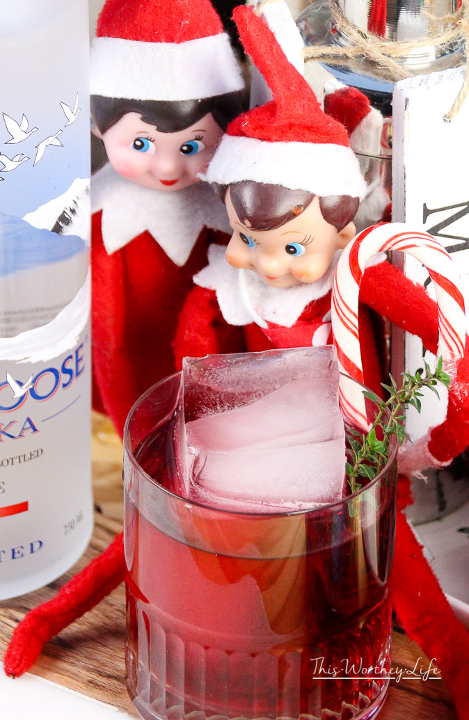 5 Cocktails using the Kid's Juice
