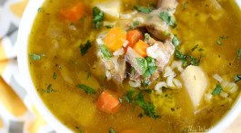 Instant Pot Recipe for Chicken Stew