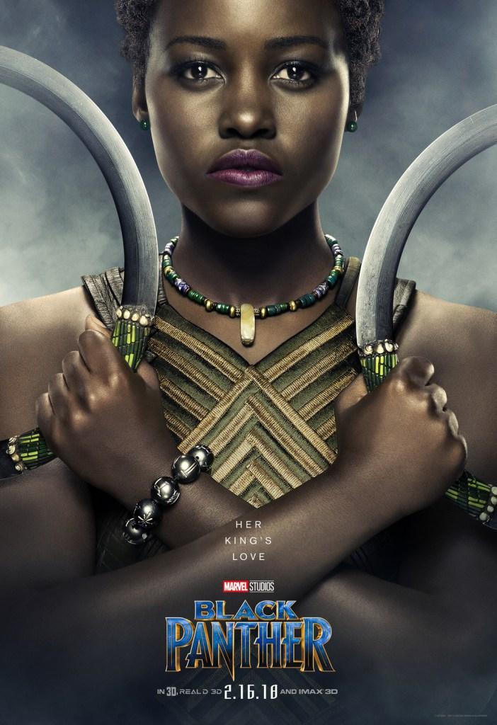 Black Panther Cast- Lupita