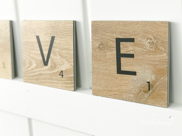 EASY DIY project you can do in about 30 minutes with your Cricut machine.