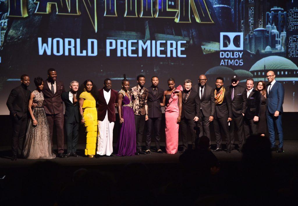 Black Panther World Premiere