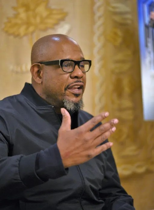Exclusive Interview with Forest Whitaker