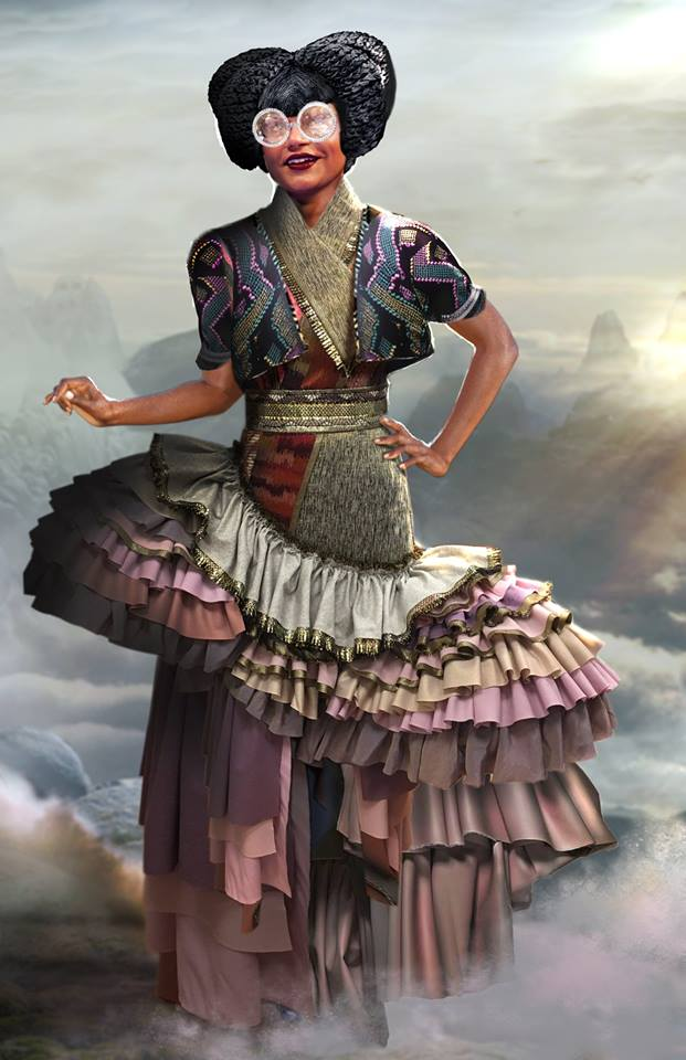 Costume Design for A Wrinkle In Time Paco Delgado