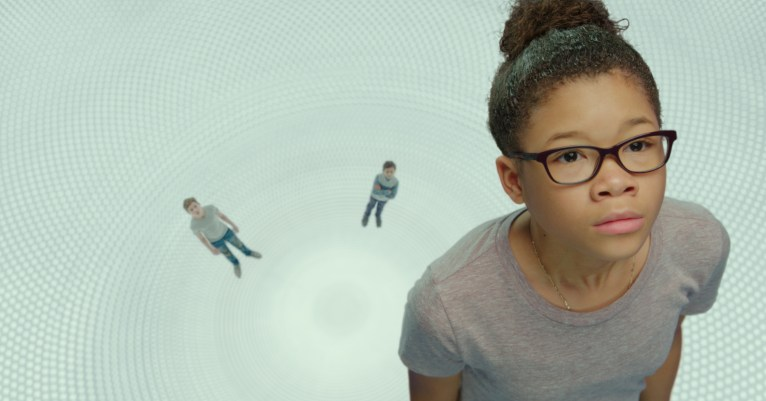 A Wrinkle In Time Storm Reid as Meg Murray
