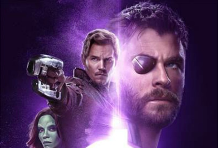Avengers Infinity War posters