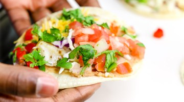 Easy Fish Tacos Using Alaska Pollock