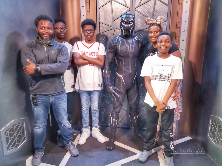 Black panther character meet and greet everything you need to know black panther character meet and greet at disneys california adventure park m4hsunfo