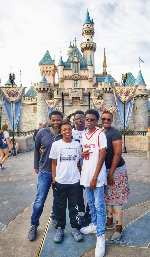 best things to do with teens at Disneyland