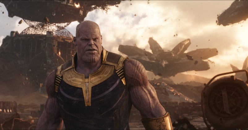Marvel Avengers Infinity War movie review