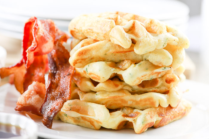 easy buttermilk waffles recipe