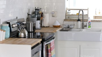 Whether it's spring cleaning or fall cleaning, there are several areas in your kitchen you should be cleaning on a regular basis. I'm sharing 19 things you should clean in your kitchen, but you're not! And, it's time to change that!