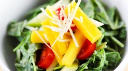 Mango Apple Salad