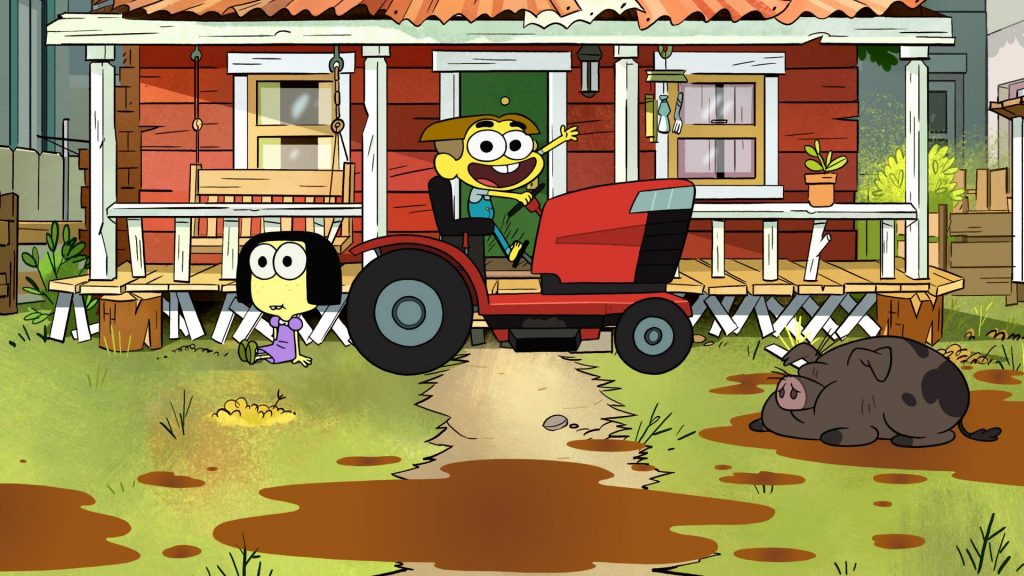 Big City Greens Kid Show on Disney