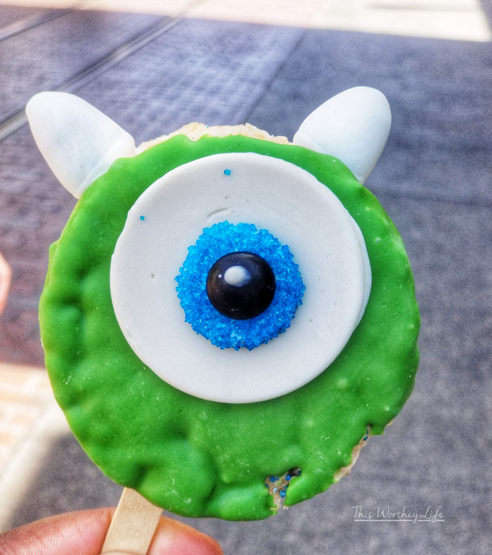 best treats at Pixar Fest to try