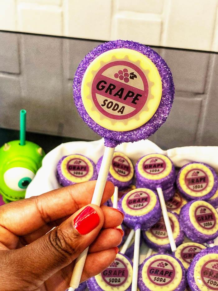 best food at Pixar Fest