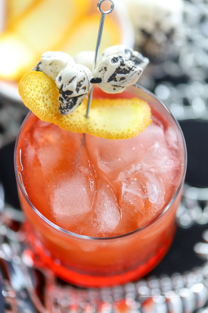 Spiked Apple Cider Recipe | Apple Cider Punch Cocktail