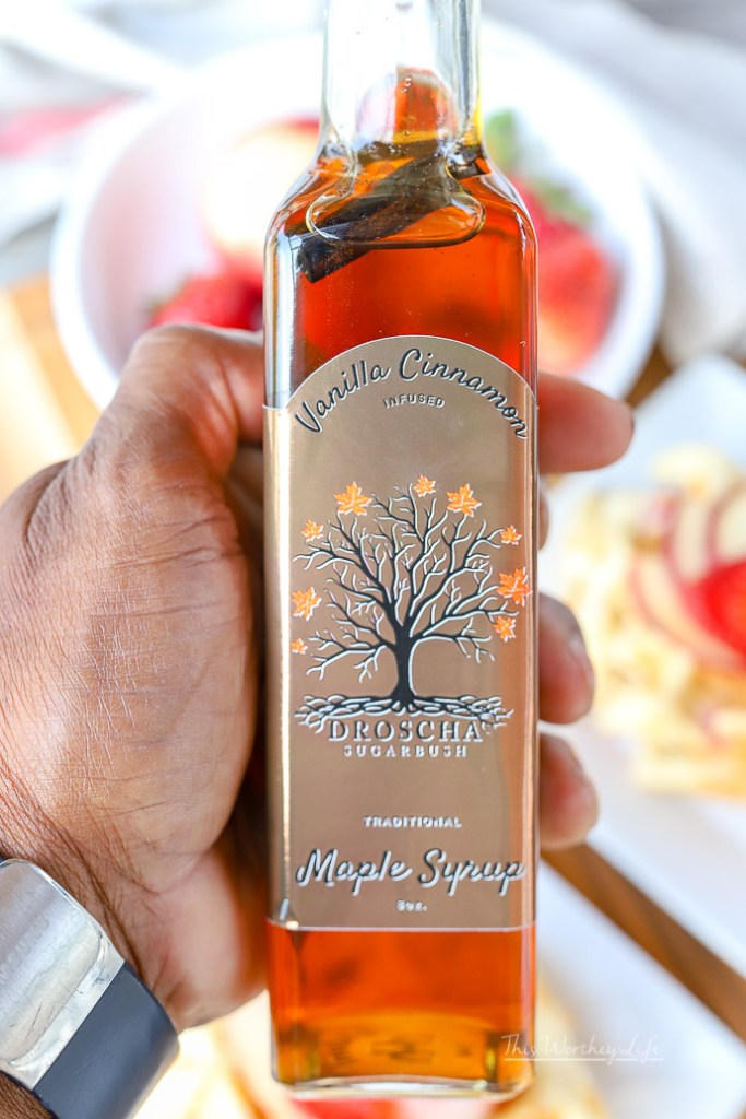 The Best Infused Maple Syrup