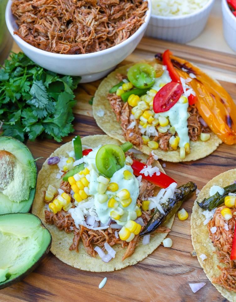 The Top Street Taco Recipe