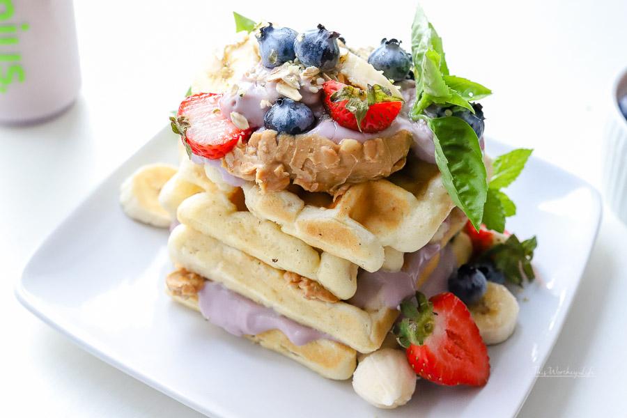 Best Gluten Free Oatmeal Waffles