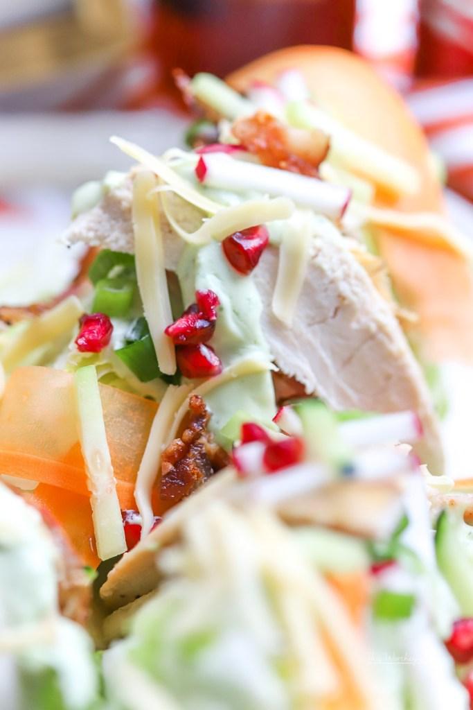 The Best Rotisserie Wedge Salad