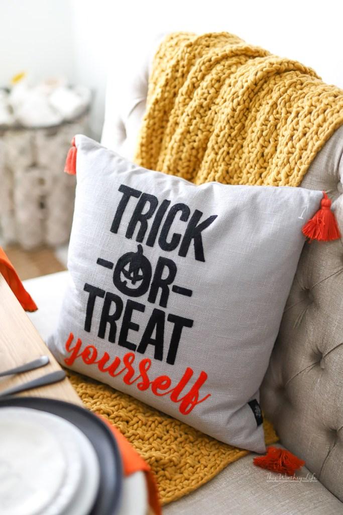 Rae Dunn Halloween Party Idea