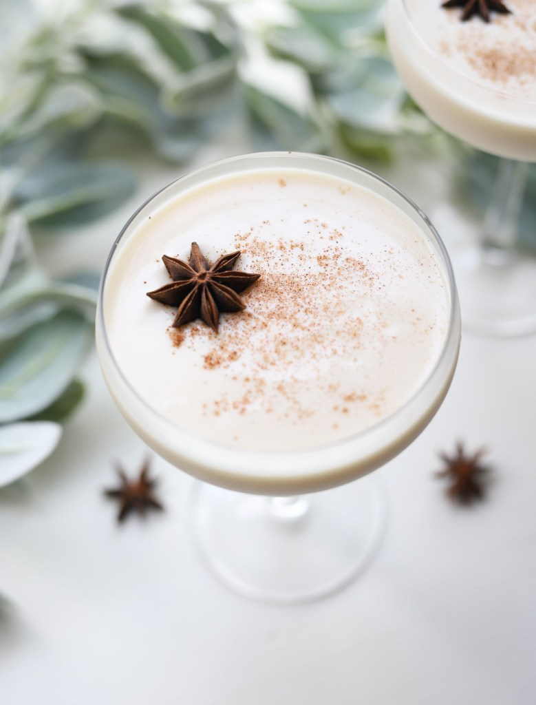 The Best White Chocolate Cocktail