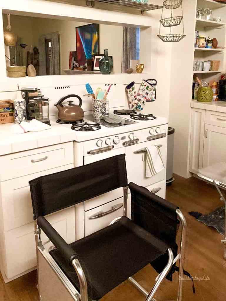 Angie D'Amato's house on Single Parents