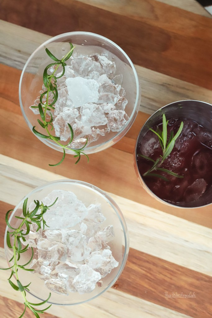 How to make a good Cranberry Bourbon Punch