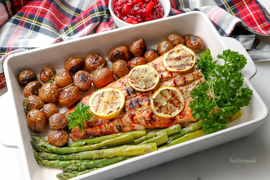 The Best Salmon Dinner Idea